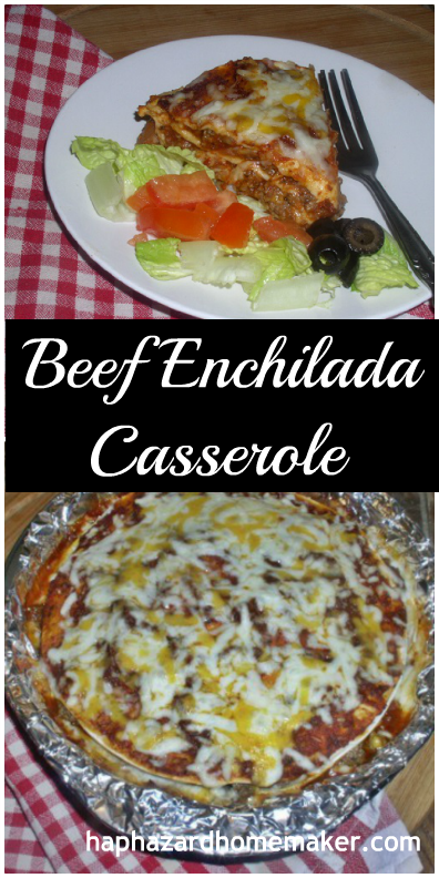 Beef Enchilada Casserole Collage.png