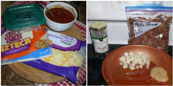 Beef Enchilada Casserole Ingredients