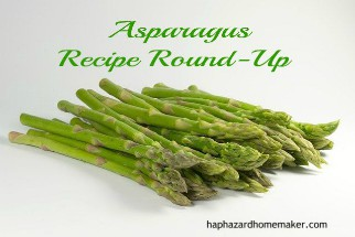 Fresh Asparagus Sprears