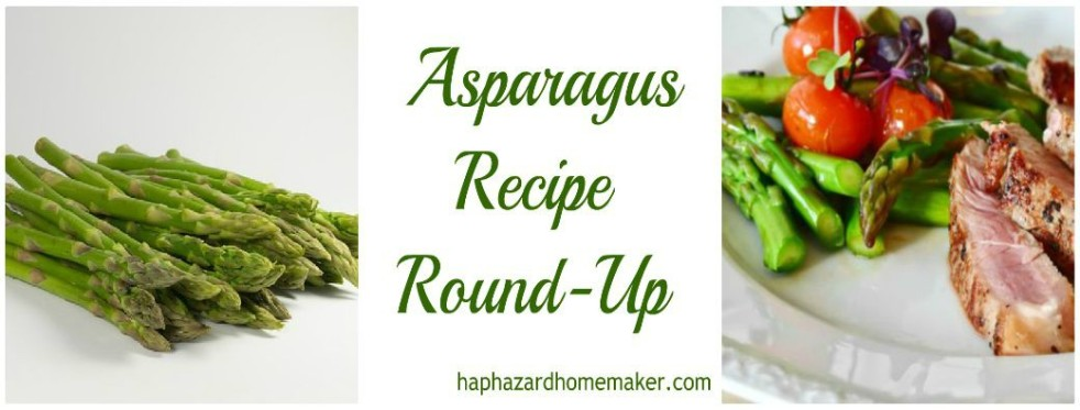 11 Delicious Asparagus Recipes for Spring - haphazardhomemaker.com