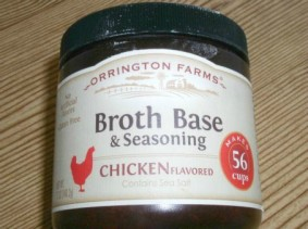 Homemade Chicken Gravy Mix Broth Base