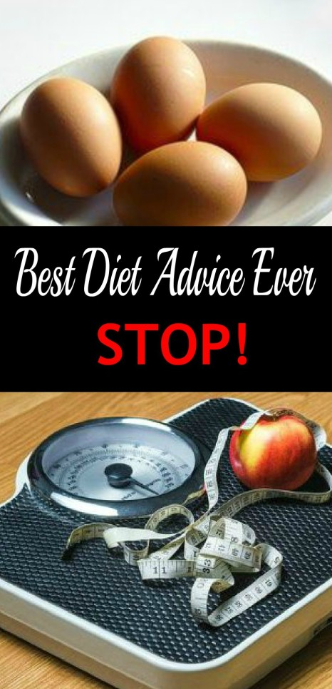 Best Diet Advice Ever! Collage - haphazardhomemaker.com