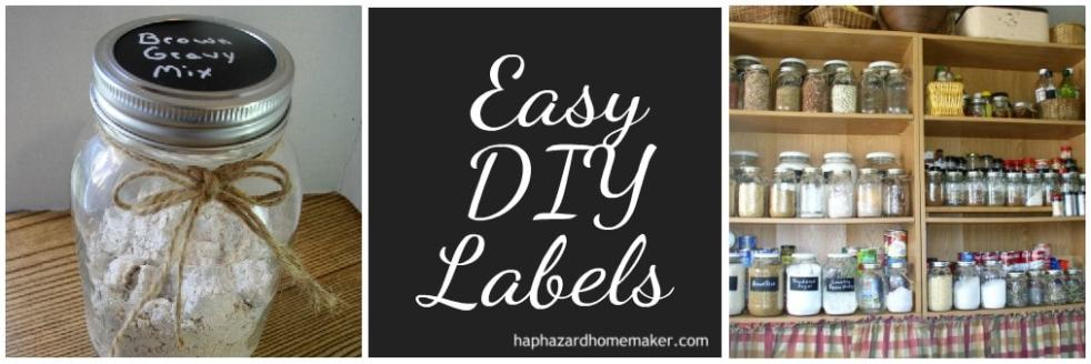 DIY Jar Labels FB - haphazardhomemaker.com