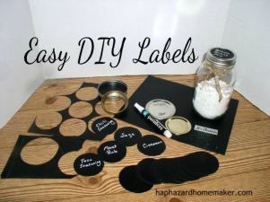 Labels Easy DIY Jar Labels - haphazardhomemaker.com