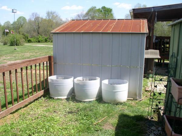 Container Garden - haphazardhomemaker.com