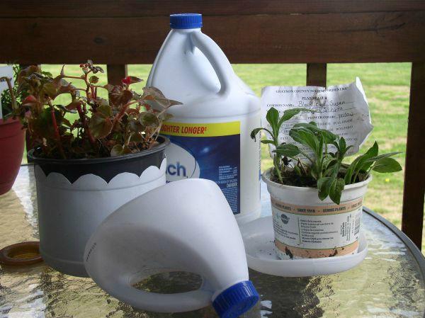 Easy DIY Plant Markers - haphazardhomemaker.com