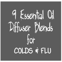 Essential Oil Diffuser Blends for Colds & Flu — Haphazard Homemaker