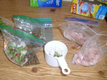 Recipe-Ready Freezer Omelet Packs - haphazardhomemaker.com