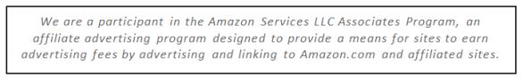Amazon Disclousure