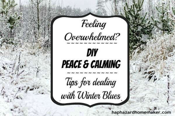 "DIY ""Peace & Calming"" Essential Oil Blend Plus Tips for Anxiety - haphazardhomemaker.com"