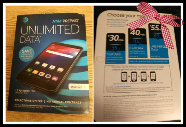 AT&T LG Xpression Plus Smart Phone- haphazardhomemaker.com