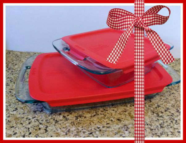 Pyrex Baking Dishes- haphazardhomemaker.com
