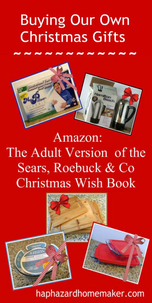 Amazon: The Adult Version of the Christmas Wish Book -hapzardhomemaker.com