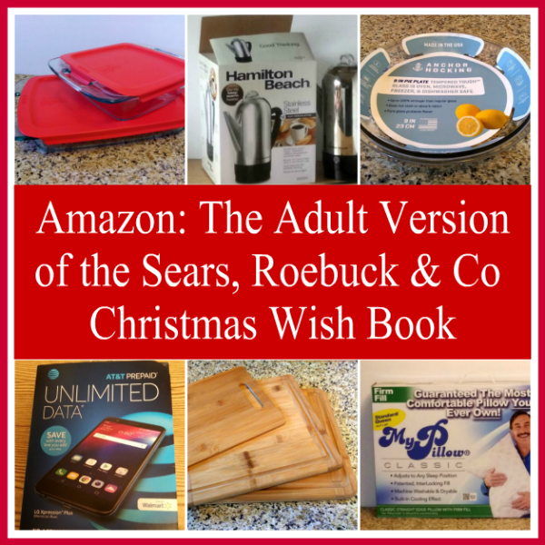 Amazon Christmas - haphazardhomemaker.com