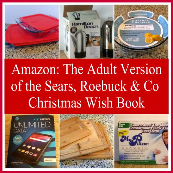 Amazon Christmas - haphazardhomemaker.com