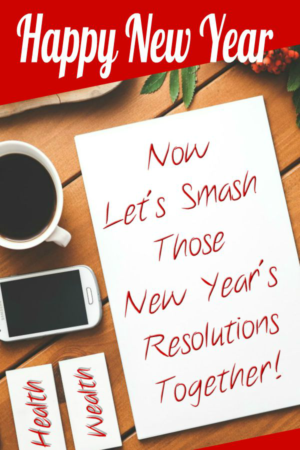 New Year's Resolutions Monthly Challenges - haphazardhomemaker.com