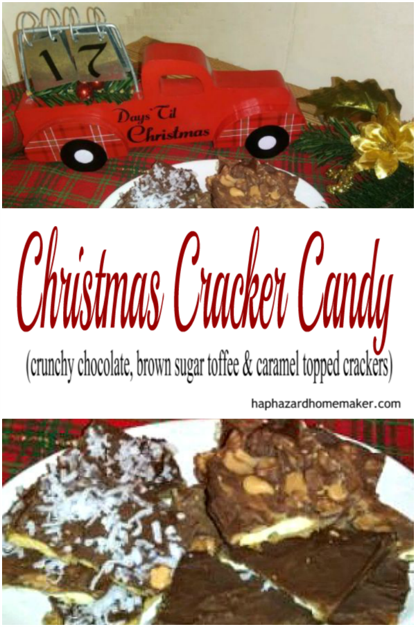 Christmas Crack - haphazardhomemaker.com