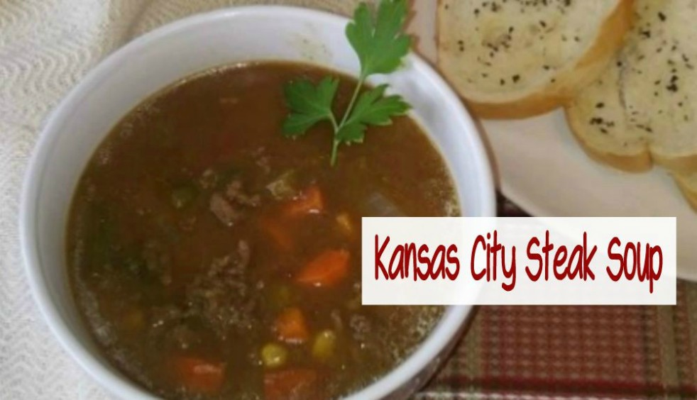 Kansas City Steak Soup (aka: Plaza 111 soup) - haphazardhomemaker.com