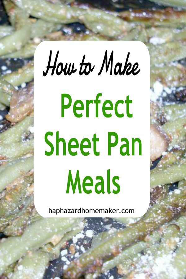 How to Make Perfect Sheet Pan Meals