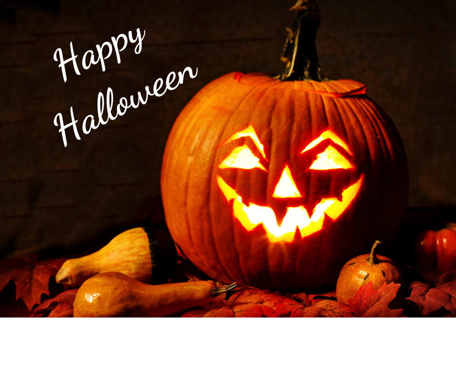 Happy Halloween - haphazardhomemaker.com