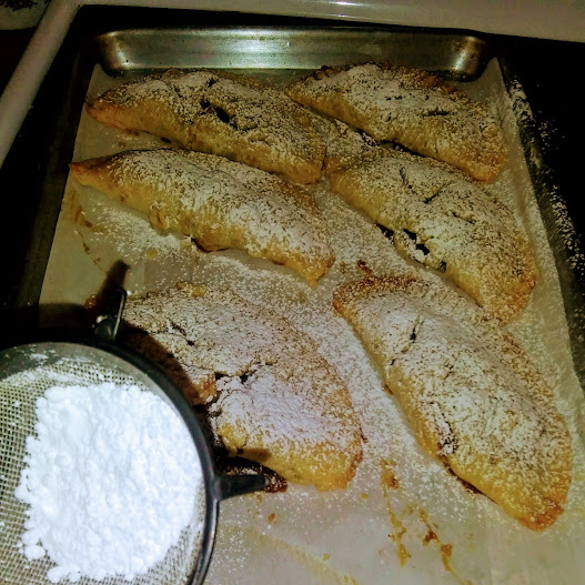 Homemade Pear Turnovers - haphazardhomemaker.com