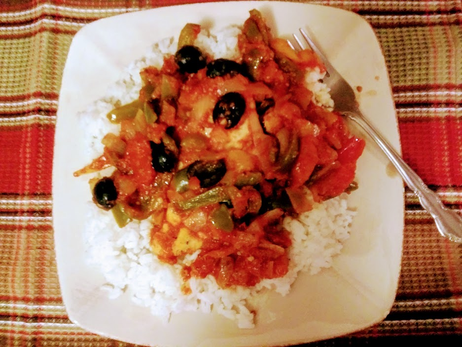 Easy 30 Minute Chicken Cacciatore - haphazardhomeaker.com