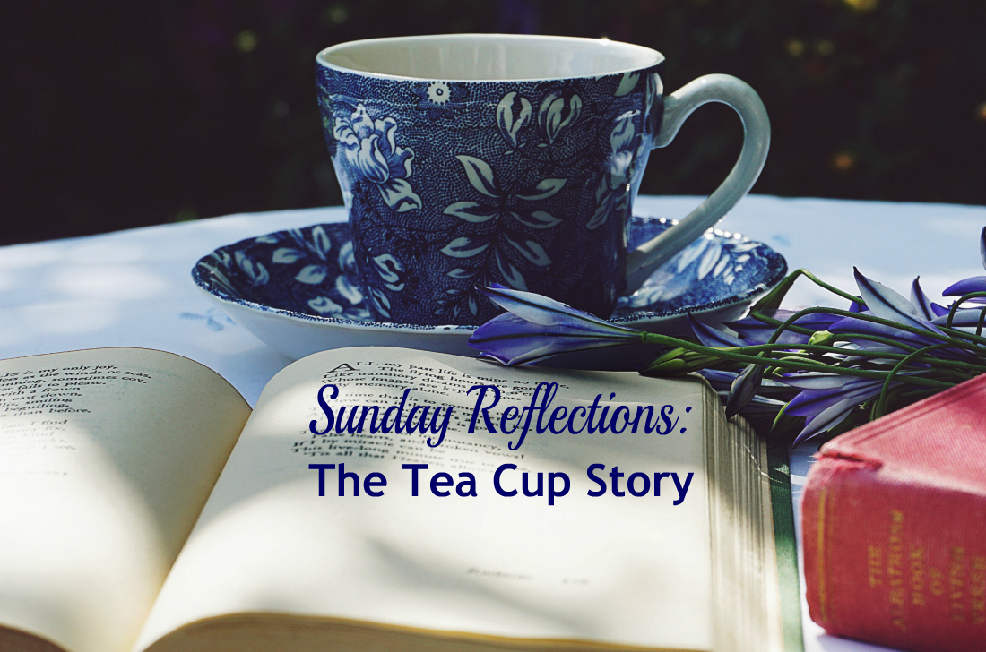 The Tea Cup Story - haphazardhomemaker.com
