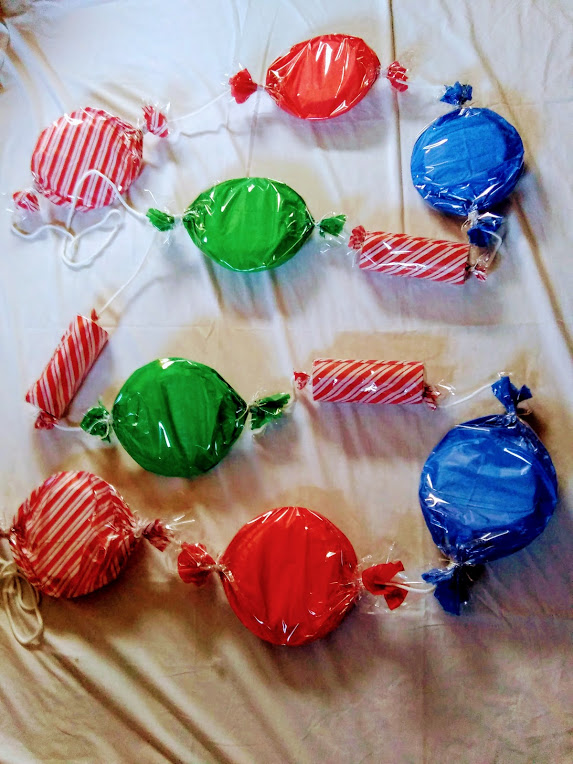 Jumbo Candy Decorations - haphazardhomemaker.com